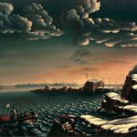 800px-Landing_of_the_Pilgrims_by_Cornè_-_circa_1805
