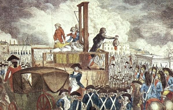Hinrichtung Ludwig XVI