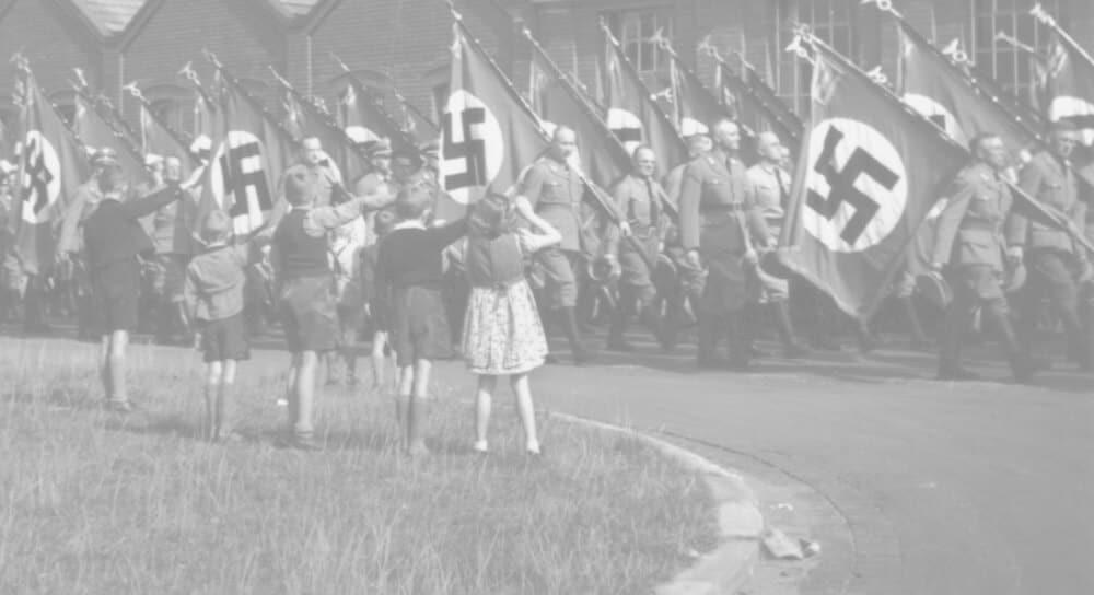 Nationalsozialismus Reichsparteitag