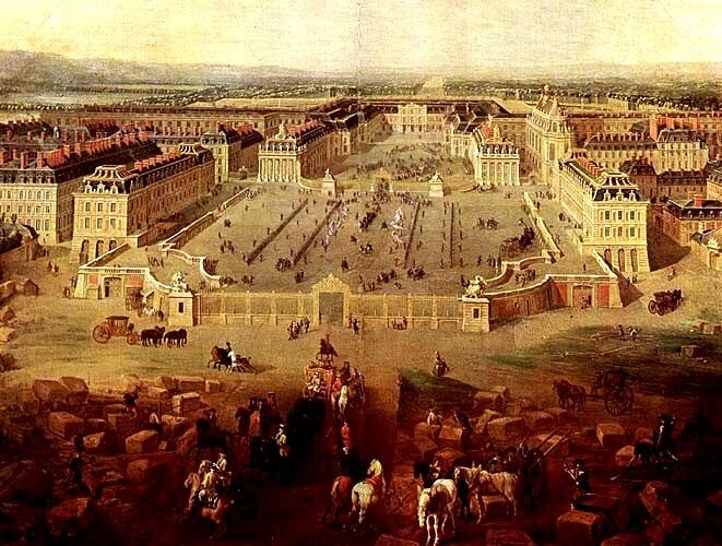 Schloss-Versailles