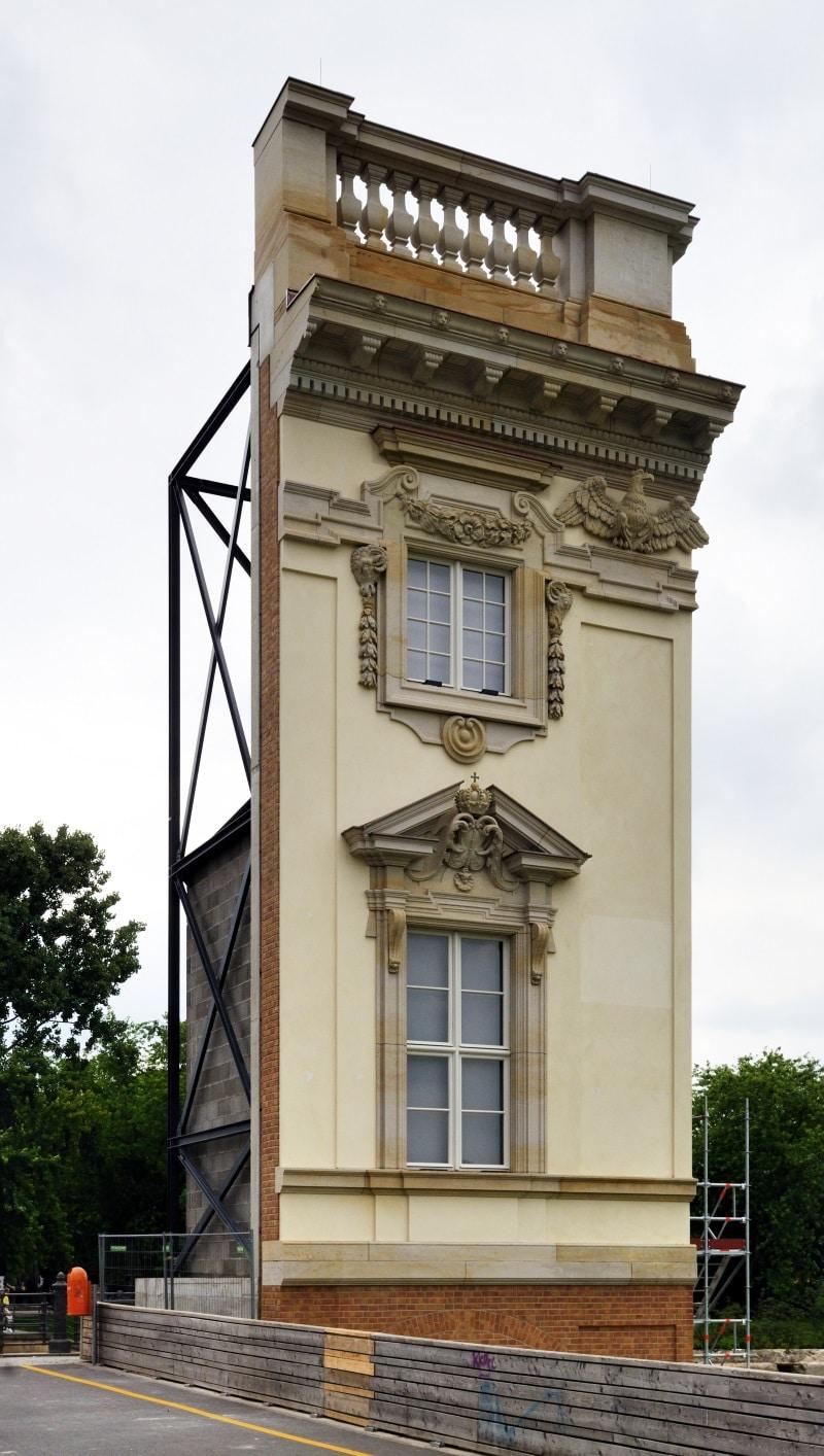 Schloss Wiederaufbau