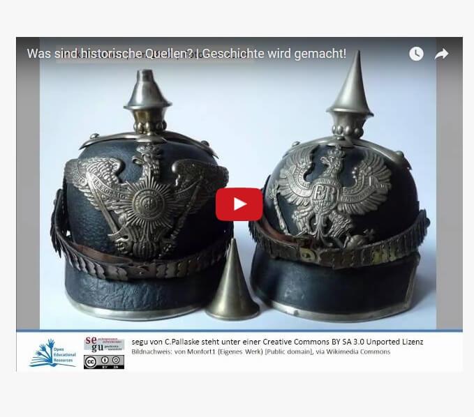 Was Sind Historische Quellen Video Segu Geschichte