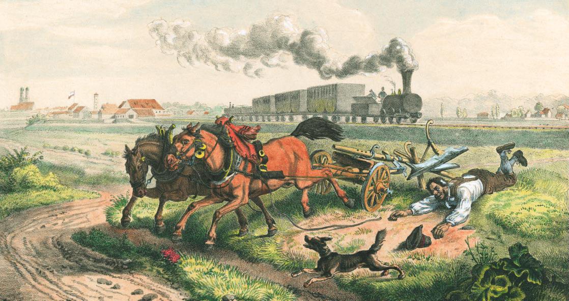 Industrielle Revolution und soziale Frage | segu Geschichte