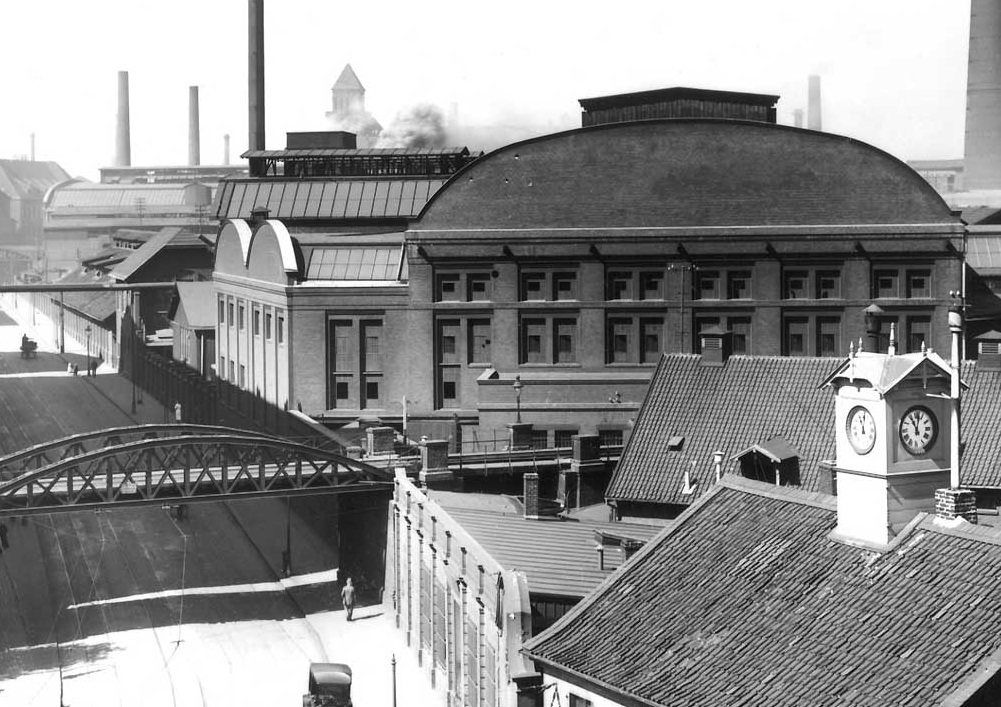 Industrialisierung vor Ort erkunden | segu Geschichte