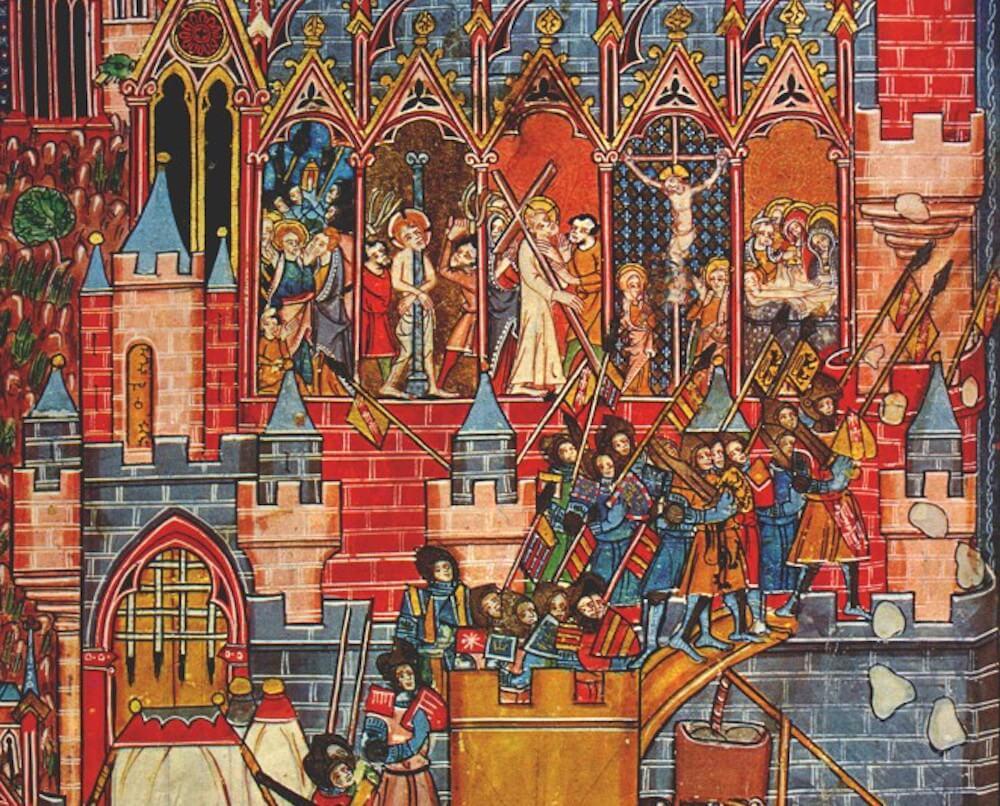 1099 Belagerung Jerusalem