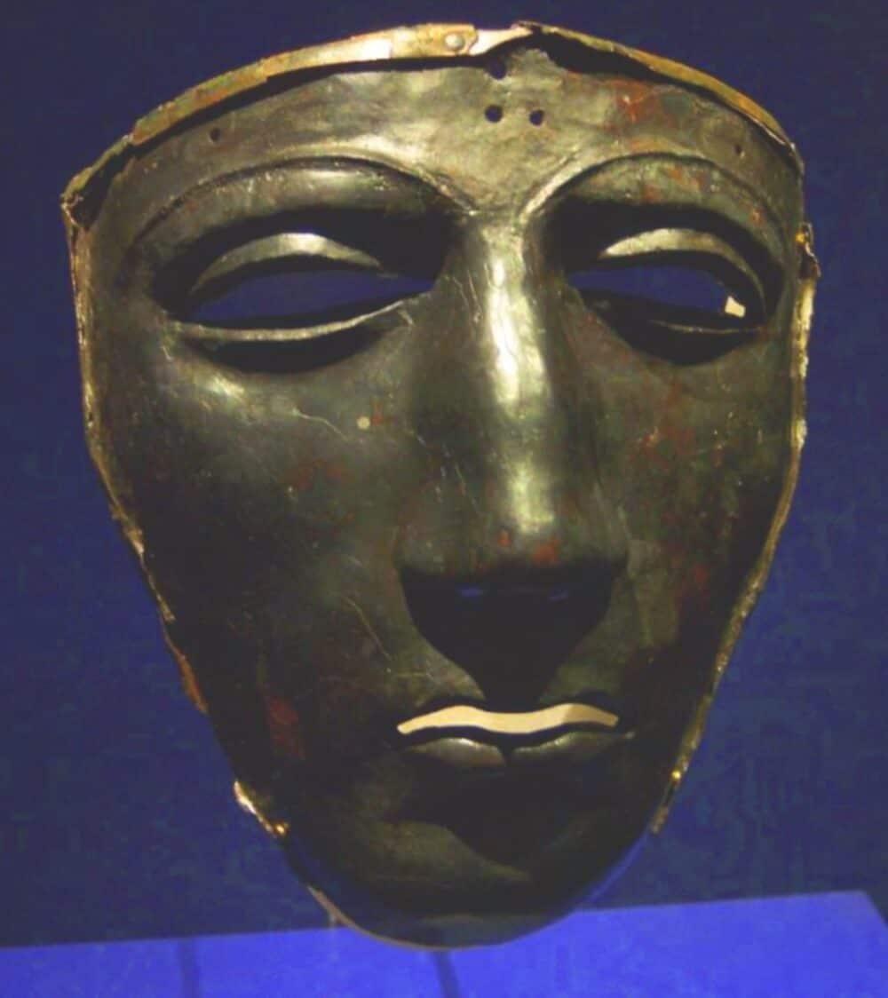 Maske Varusschlacht