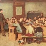 Mädchenbildung Anker_Die_Dorfschule_von_1848_1896
