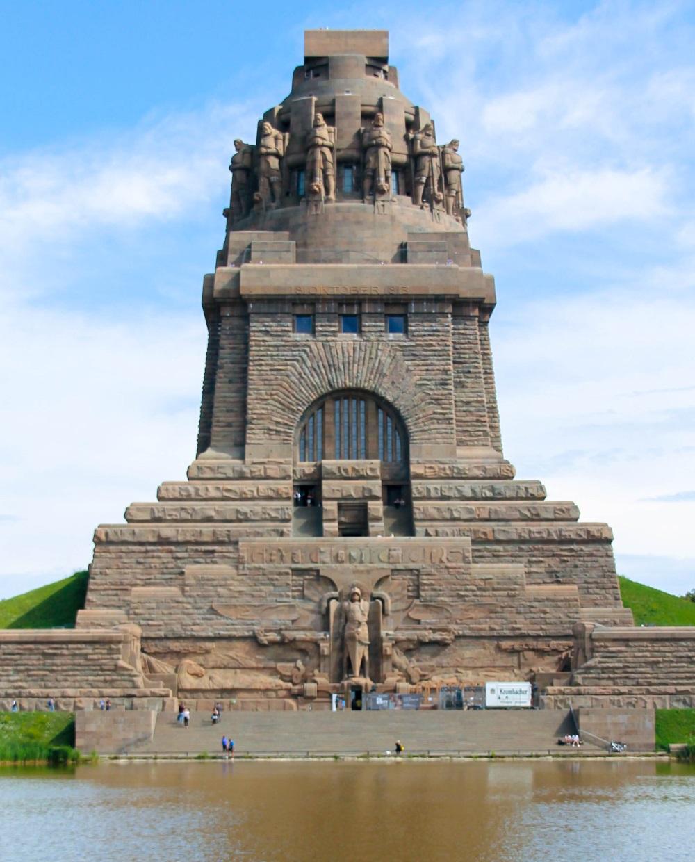 Briefe Von Napoleon : Völkerschlachtdenkmal leipzig segu geschichte