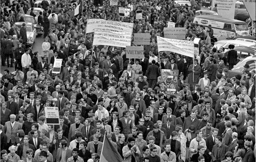 Studentenproteste 1968   segu Geschichte