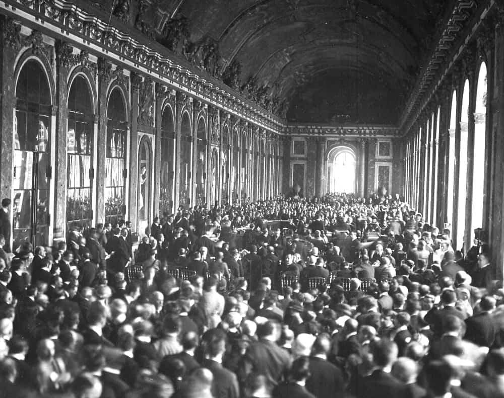 Versailler Vertrag Eine Ordnung Des Friedens Segu Geschichte